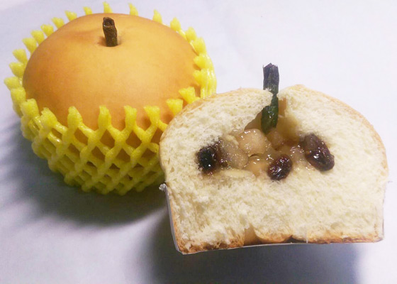 纯鲜奶制作超萌水果日式手工面包,宅配,冷冻/生鲜蔬果