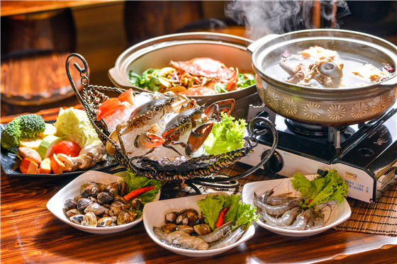 蟹蟹光臨/香蟹鍋/骨堡鍋