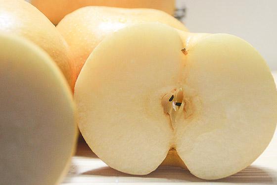 特选韩国高气球爆汁圆黄梨,v气球/生鲜甜度,快速优质加厚蔬果图片
