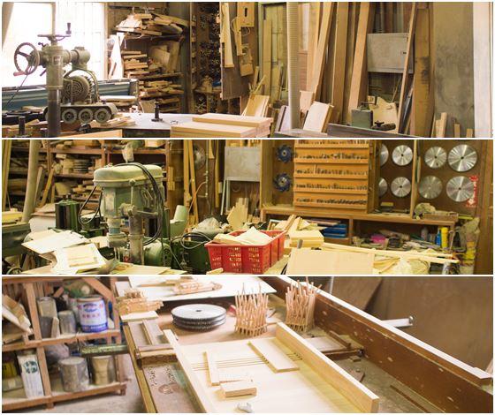 认识传统木工工艺,看见老师傅们的精湛技术