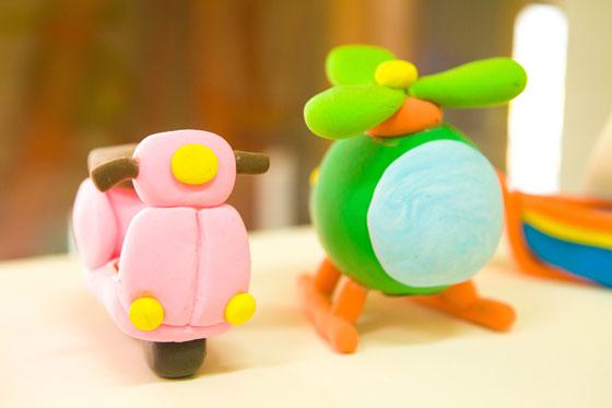 【土的妙儿童美术-黏土作品(均含教学)】 感谢网友热烈抢购,销售一空!
