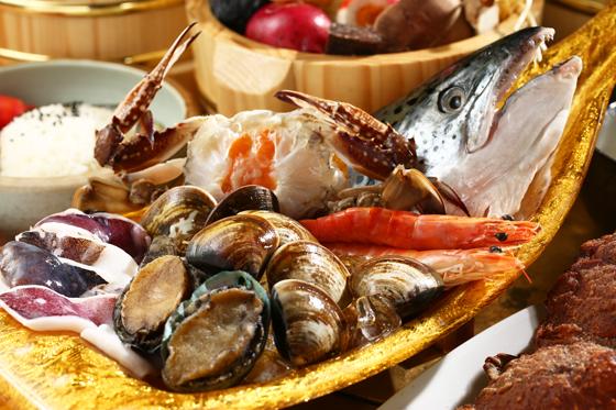 吴阿水老茶馆-双人海陆豪华套餐-超奢华海鲜船即将!
