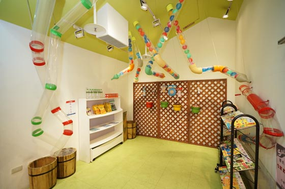 玩屋儿童创意空间-移动迷宫-智闯机关城入场门票1组