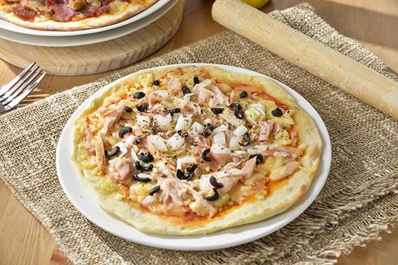 高松尼巴西料理/PIZZA/巴西/披薩/蒜味/瑪格麗特/香蕉/鮪魚/西西里安那/素食/燻雞/香腸/水果