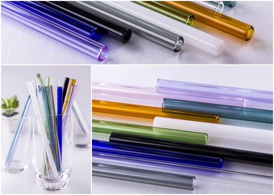 【魔法必潔】環保耐熱玻璃吸管8mm組(廣匯通)
