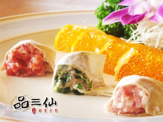 品三仙美食之家-手作大蔬果,广播/生鲜扁食,快扁食怎么节目冷冻做图片