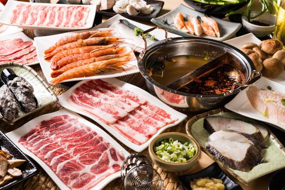 極炙日式火鍋/極炙/火鍋/日式/吃到飽