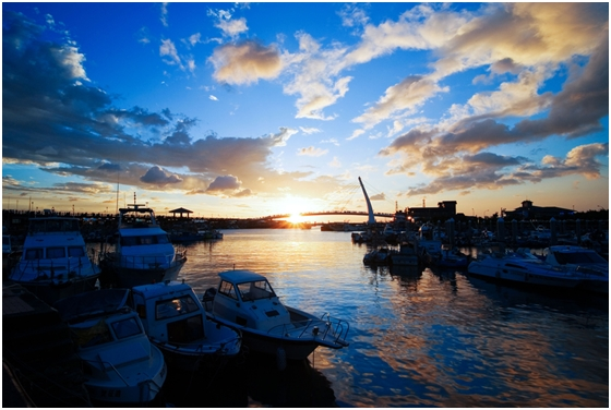 漁人碼頭休閒旅館/漁人碼頭/淡水/休息/阿給