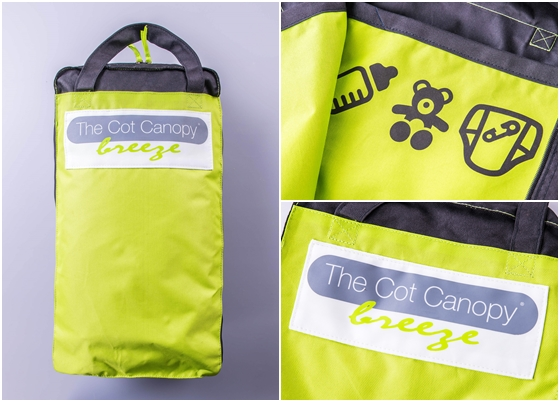Content & Calm/Content/Calm/嬰兒床/遮光蚊帳/帳篷 /蚊帳