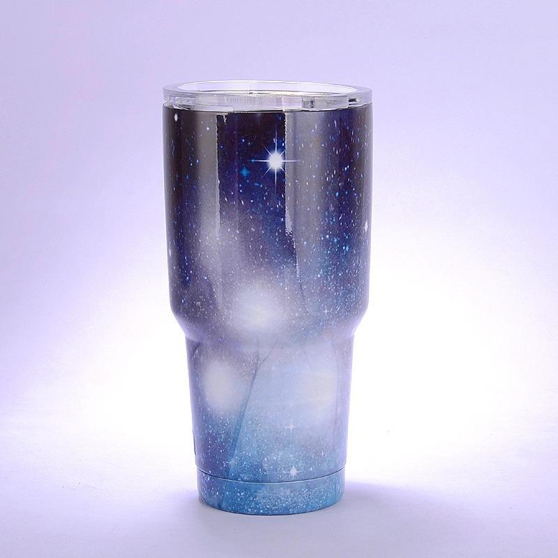 不銹鋼杯/304/保溫杯/星空/保冷杯/啤酒杯/冰爆杯/不鏽鋼真空保溫杯/酷/酷冰/保溫/酷冰杯