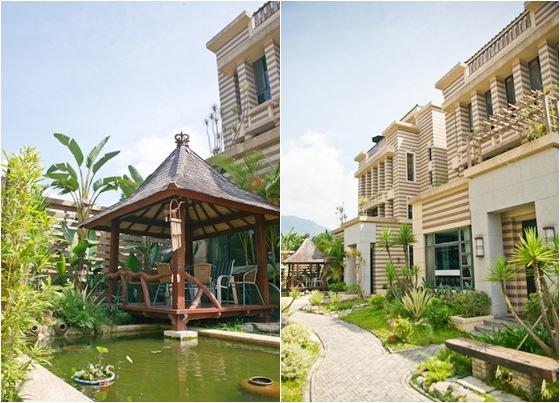 入住绿意盎然的顶级别墅,大坪数又有独立空间设计,无拘无束的放松心