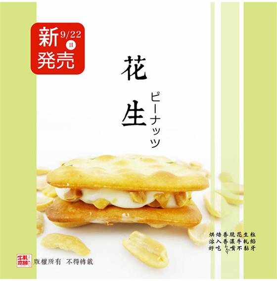 中秋/禮盒/提袋/牛軋/牛軋餅/咖啡/原味/蔓越莓/花生/葱餅/牛軋本舖