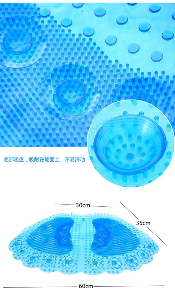 大脚丫-蓝/绿/黄/红      卡通款-小鱼/爱心/海豚/小鸭   规格