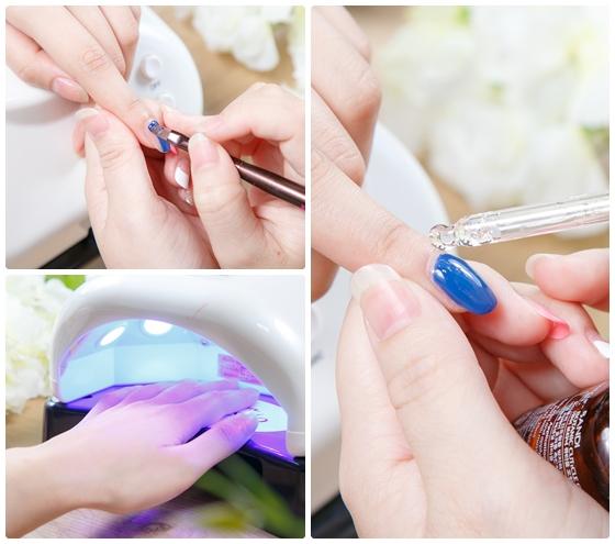 票券 美容/spa  流程:课程说明 清洁与消毒 手浴指缘软化 指缘推整