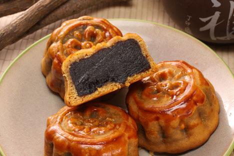 大婶婆-港式月饼礼盒图片