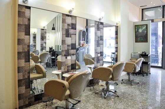 设计出最适合您的美丽发型,透过专业的手技按压,不仅舒缓紧绷的头皮