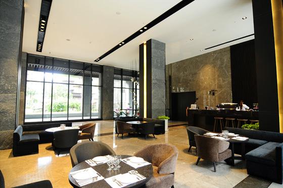 白金花園酒店 花園咖啡廳/白金酒店/花園/咖啡/食光藝廊