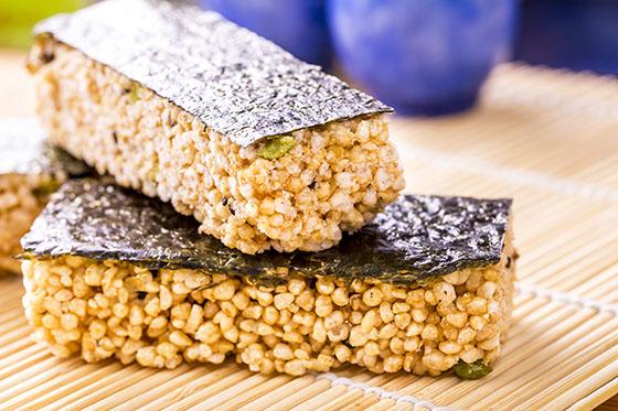 美食烧米果零食口味,美食人气,快速出货,豌豆点农家乐海苔坝上图片