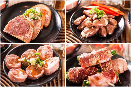 禾田日式燒肉燉品