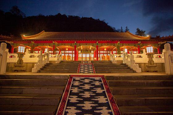【1030228】台中和平。梨山賓館。台灣最高宮殿式旅館。昔日 ...