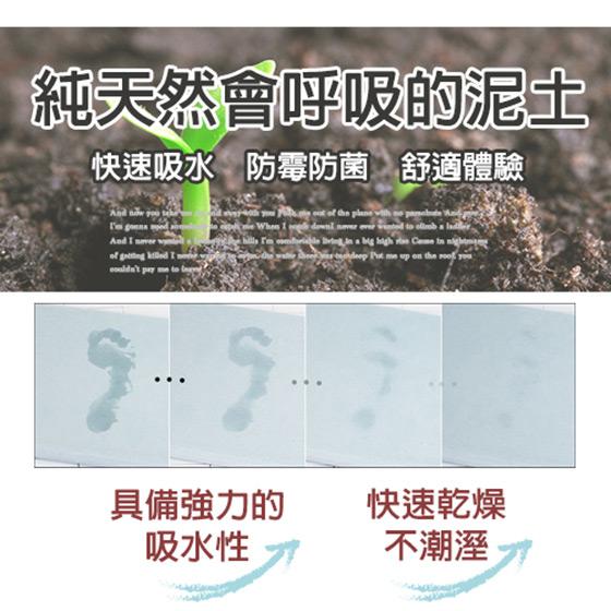新強效珪藻土超吸水地墊/珪藻土/地墊/吸水地墊