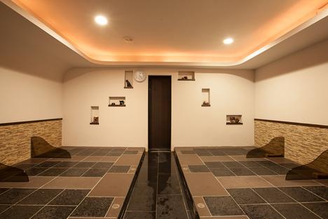 更衣室沐浴室和洗手间一体设计