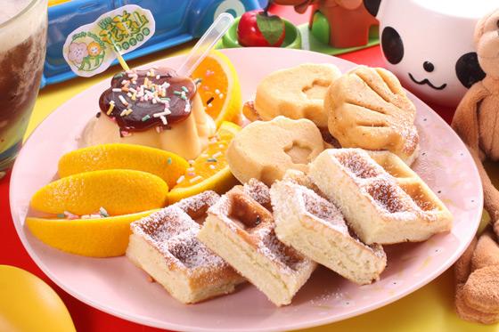 花菓山美味儿童餐-咖哩龙珠饭