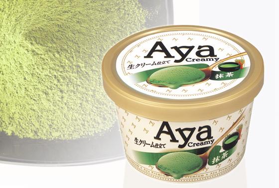 自1924年以來,明治持續不斷提供高品質冰淇淋,使冰淇淋的種類從多彩多姿,延伸到無限可能。至今明治在日本冰淇淋市場中,仍享有最高美譽。  明治AYA系列冰淇淋選用優質純淨生乳,乳含量遠遠大於一般市售他牌冰淇淋,口感相對地也更加香滑郁口、更容易融化,配上時尚杯身格外迷人,融入嚴選食材,調合出各種香甜的天然美味,融進您每一吋味蕾。  抹茶 好! 優選日本傳統精製抹茶粉,淺嚐一口,茶味芬芳、奶香濃厚,優雅滋味隨著溫度在舌尖化開,微甜微澀是專屬於大人的成熟風味,清爽的抹茶香氣令人精神一振。   草莓起司