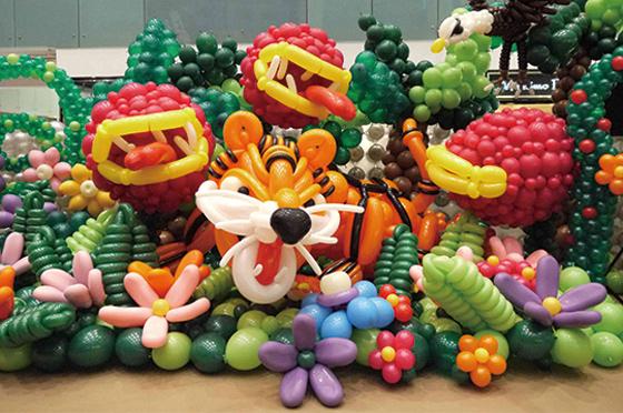 气球人历险记-展览预购门票-不只梦幻,来一场千变万化