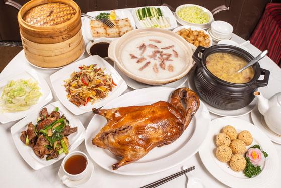 一鴨三吃/北京餐廳