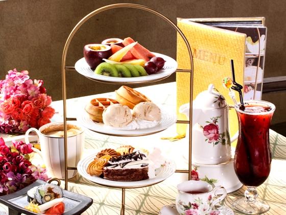 萝莎会馆-英伦下午茶双人套餐