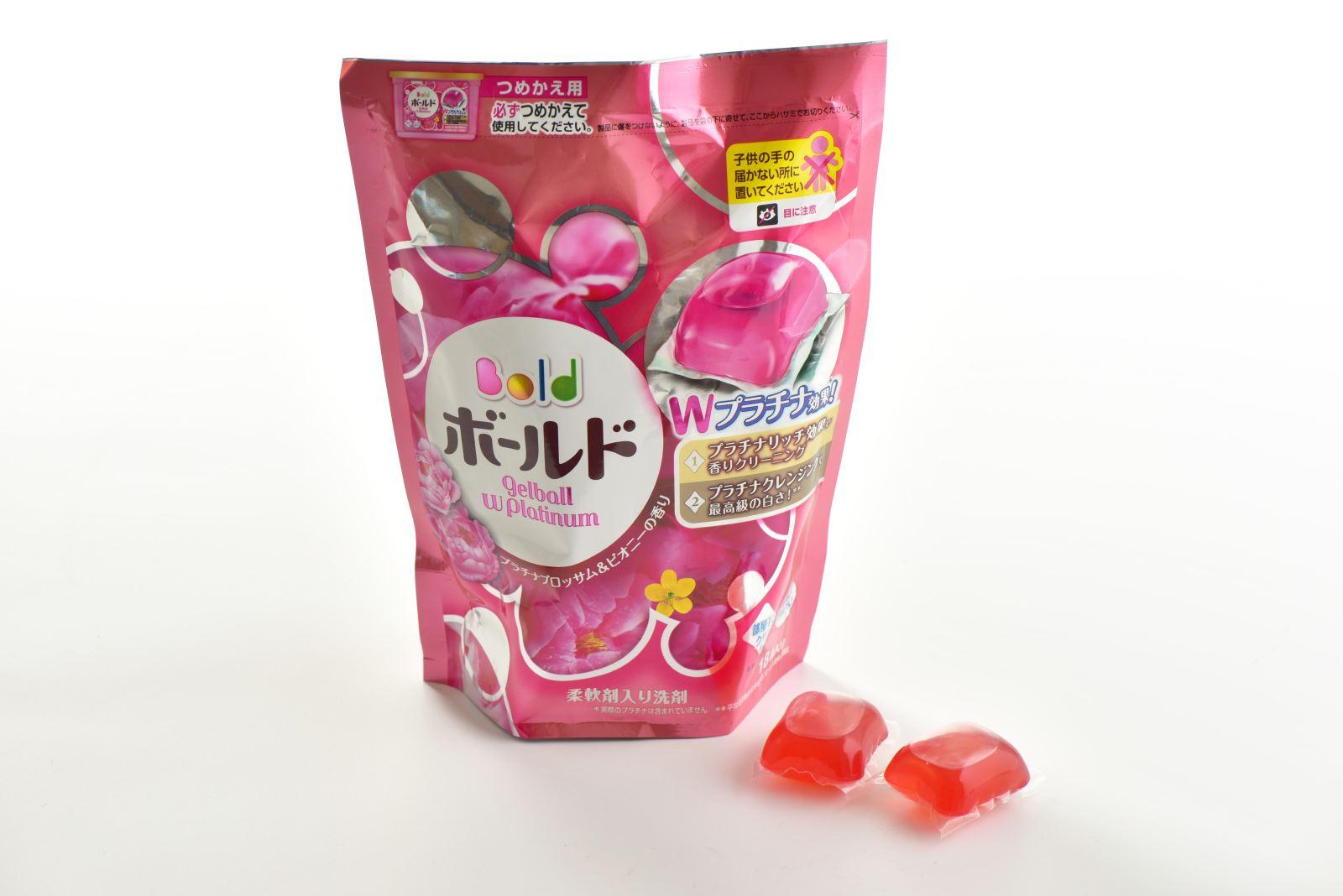 P&G/第二代/日本/濃縮洗衣球/補充包/衣物/洗衣球/濃縮