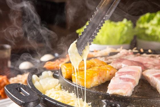 糕糕在尚韓國烤肉《台中龍富店》