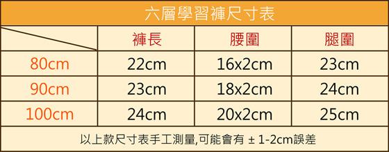 韓國/動物風/立體造型/六層學習褲/學習褲