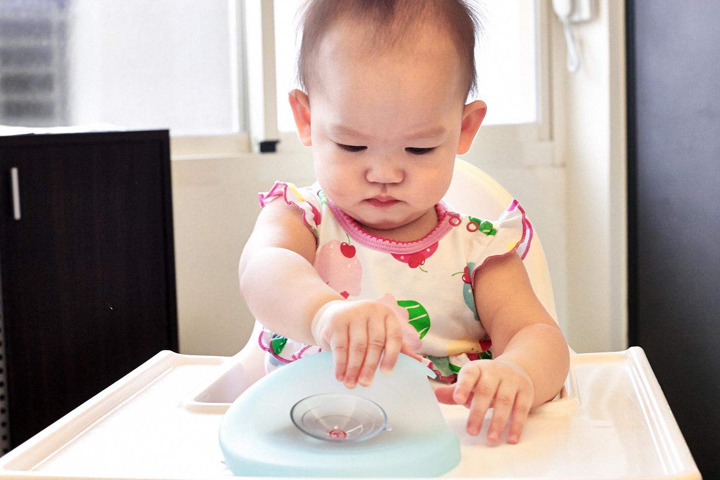 美国baby diner-dish holder婴儿用餐吸盘架-网路