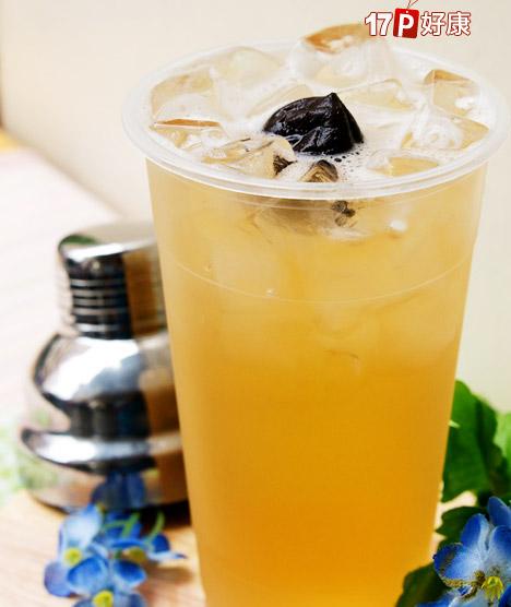 红茶和绿茶 茶叶展示