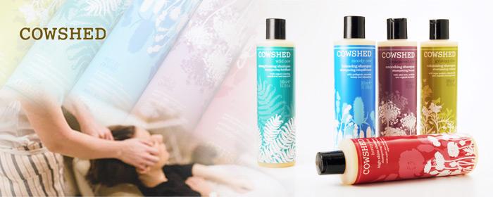 COWSHED-天然精油功能系列洗潤髮組,加贈漂漂牛雙份寵愛組 英倫奢華居家療癒品牌,頭髮護理系列,純天然有機植物萃取精華,滋養秀髮賦予自然柔順