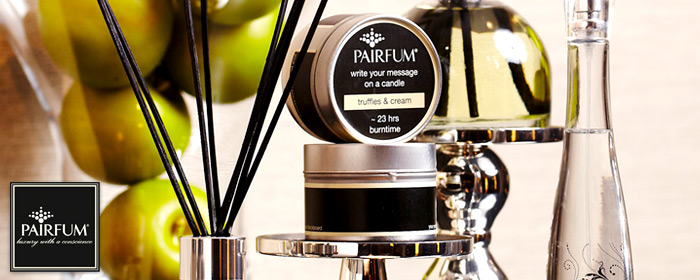 PAIRFUM-情人節暖暖心意傳情好禮,傳情香氛燭罐 任選三入 光影與香氛的幸福微燻,天然純淨精緻香調,傳遞動人心意,燭光點點盡現英式浪漫氛圍