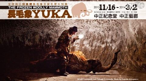 長毛象YUKA特展