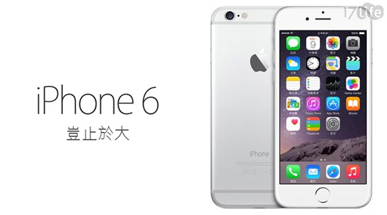 Apple-iPhone 6 Plus(16G)Apple Certified pre-owned版-銀
