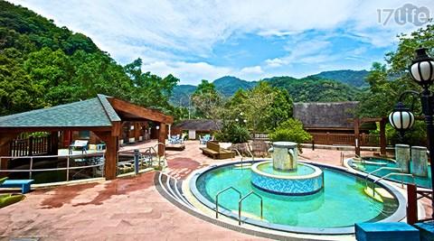 新竹峇里森林溫泉渡假村-一泊二食森呼吸專案