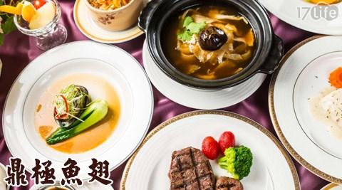 魚翅/鼎極/鼎極魚翅/翅鮑老饕/九孔鮑/牛排/櫻花蝦炒飯