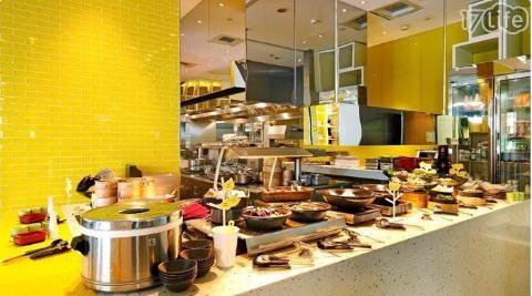 Buffet/吃到飽/大口吃肉/W Hotel/異國料理