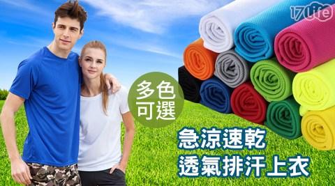 平均每件最低只要129元起(含運)即可享有急涼速乾透氣排汗上衣1件/2件/4件/8件/12件,顏色:白色/黑色/藏藍/天藍/螢光綠/玫紅,尺寸:M~3XL。
