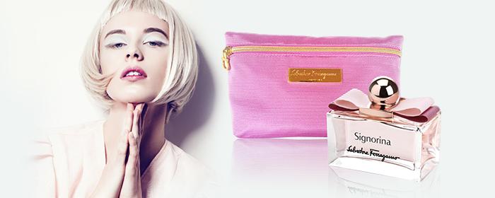 Ferragamo-芭蕾女伶經典香氛組 獨特義式優雅奶酪甜香,無法掩飾的柔美氣息!自信歡愉的花果香調,展現年輕女孩清新朝氣