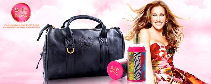Sarah Jessica Parker-NYC紐約時尚女性淡香水超值組 走在最愛的紐約街頭,大膽拼湊著繽紛圖紋與色彩,縈繞心頭的甜美氣息,自信隨之飄逸!