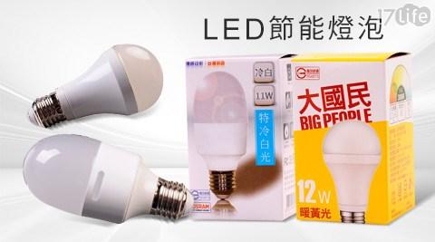 LED節能燈泡系列