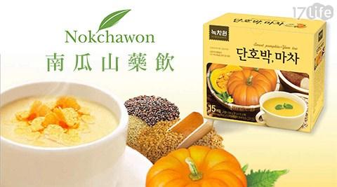 Nokchawon綠茶園-南瓜山藥飲