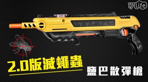 2.0版滅蠅蟲鹽巴散彈槍