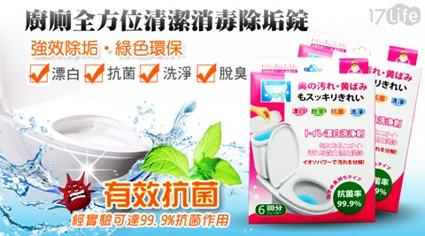清潔/消毒/除垢劑